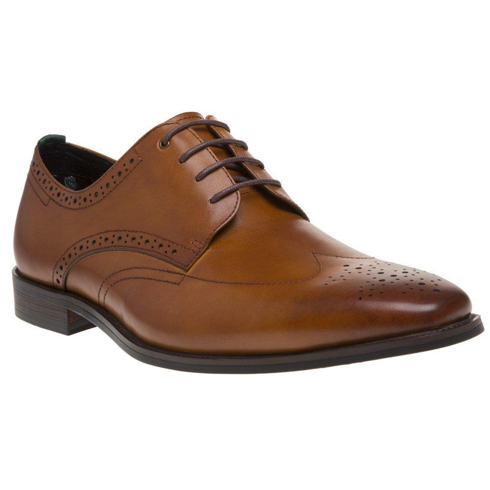 Sole Egbert Mens Shoes Tan