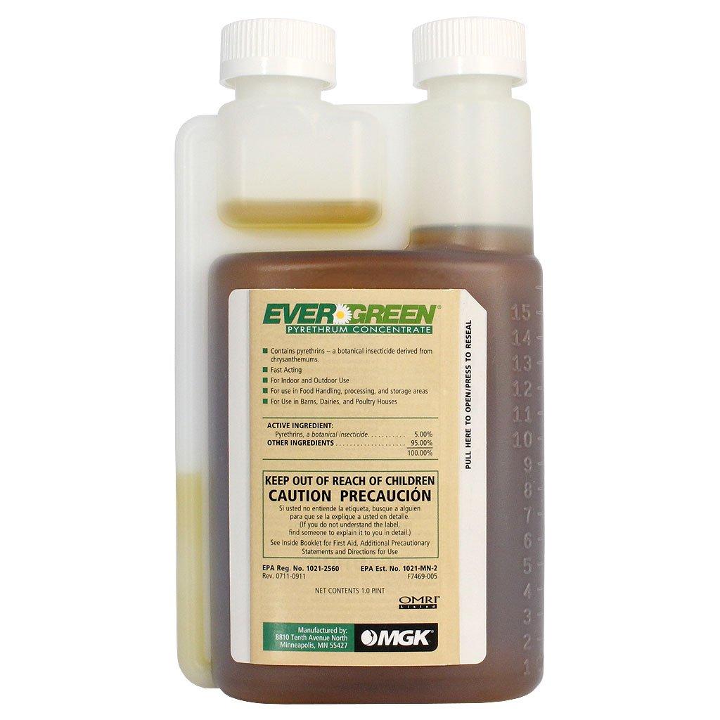 Evergreen 5% Pyrethrin Gallon