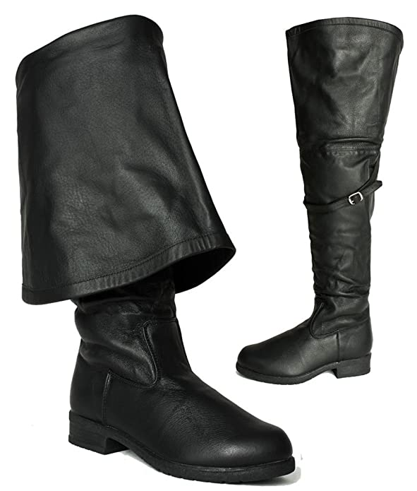 mens thigh high leather boots fashion boots