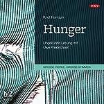 Hunger | Knut Hamsun