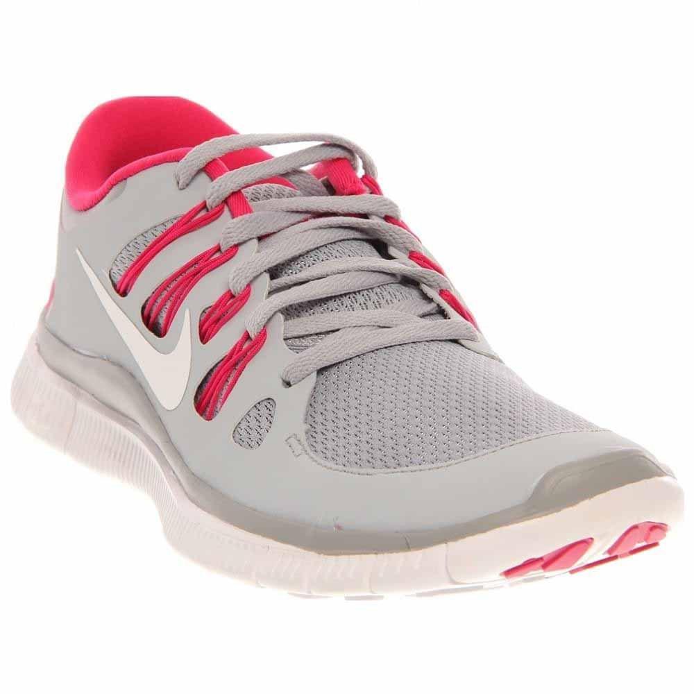 Nike Nike Nike Lunarswift + 4 510.790 061 Scarpe da Corsa Leggero e Flessibile 5.5 B m) US Wolf Grey/Pink Force/White 3042cb