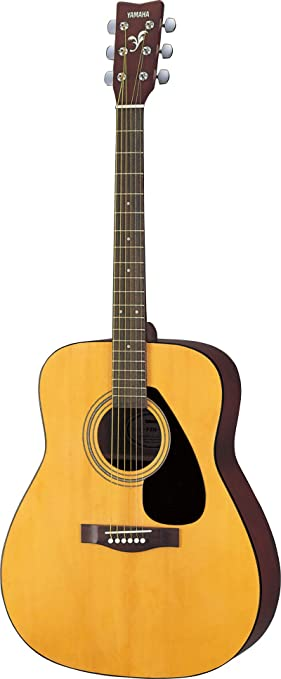 15b66804708 Image Unavailable. Image not available for. Colour: Yamaha F310P Acoustic  Guitar Package - Natural