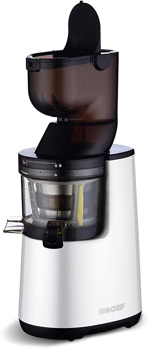 BioChef Atlas Whole Slow Juicer - extractor de zumos COLD PRESS ...