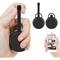FULAO Mini Hidden Camera DIY Small Wireless Spy Camera Deals