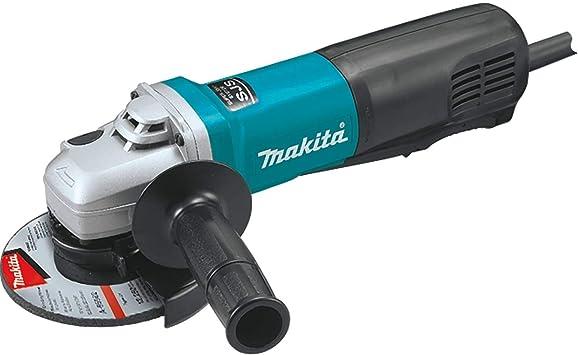 "Makita 9565CV 5/"" SJS™ High‑Power Angle Grinder w//Full Warranty"