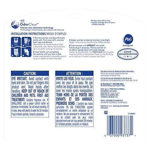Febreze PLUG Air Freshener Refills Hawaiian Aloha (3 Count, 2.63 oz) - 2