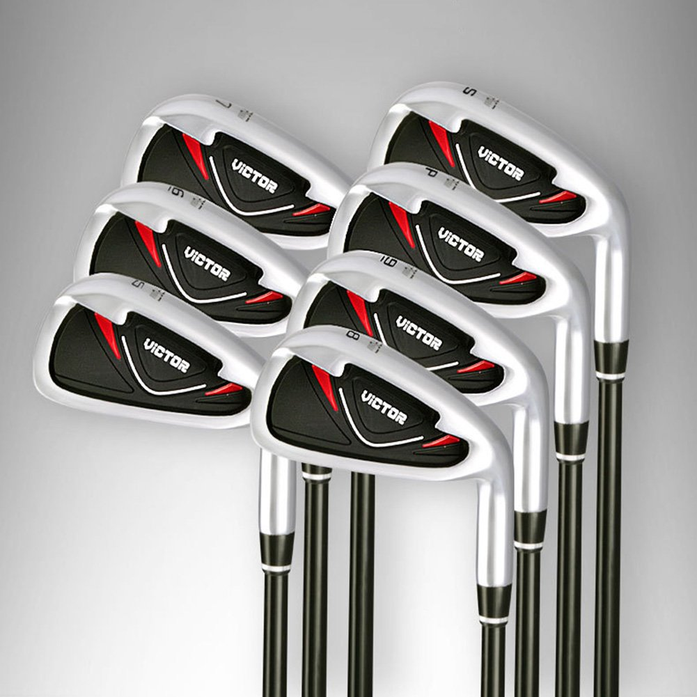 Amazon.com : PGM VICTOR Golf Clubs Complete Sets Golf Package, Right ...