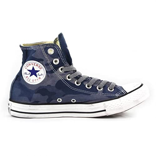 d2e41d27c8 Converse All Star MIMETICA BLU: Amazon.co.uk: Shoes & Bags