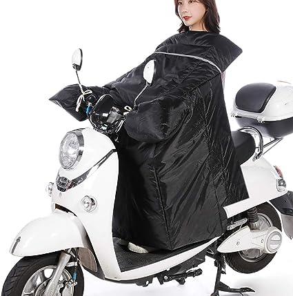 Manta Impermeable Terciopelo para Scooter-multicolor Cubre Piernas para Motos KKmoon Cubrepiernas Moto Mantas T/érmicas
