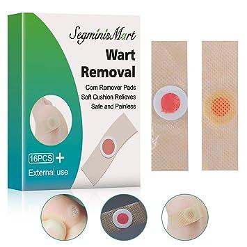 Wart Removal,Corn Callus Remover,Plantar Wart Remover, Foot Wart Remover,  Common and Plantar