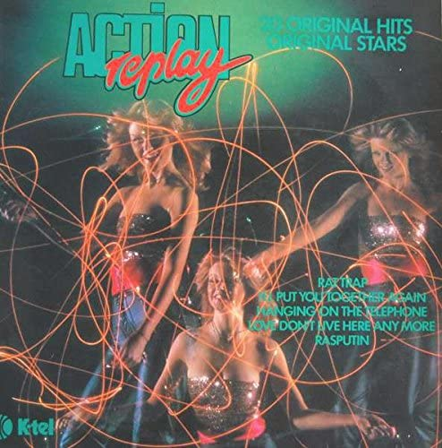 Various - Action Replay - K-Tel: Amazon.co.uk: Music