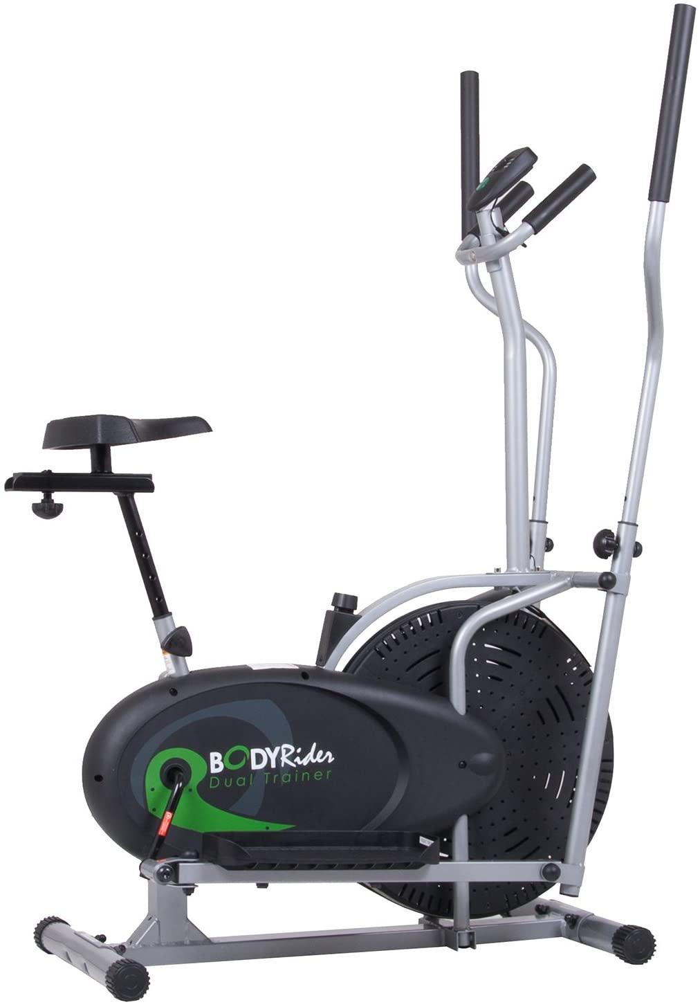 Amazon.com : Body Rider Elliptical Trainer and Exercise Bike with ...