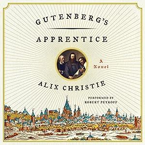 Gutenberg's Apprentice Audiobook