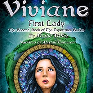 Viviane, First Lady Audiobook