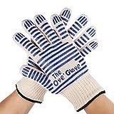 Ove' Glove Hot Surface Handler, 2 Gloves Heat Resistant Surface Handler