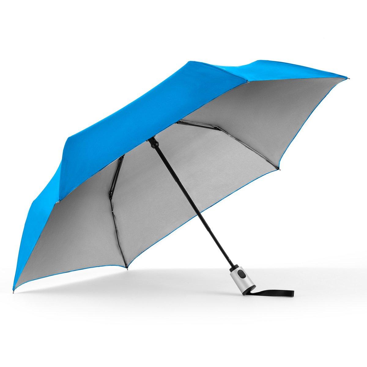 ShedRain Shedrays Auto Open UPF 50+ Compact Umbrella