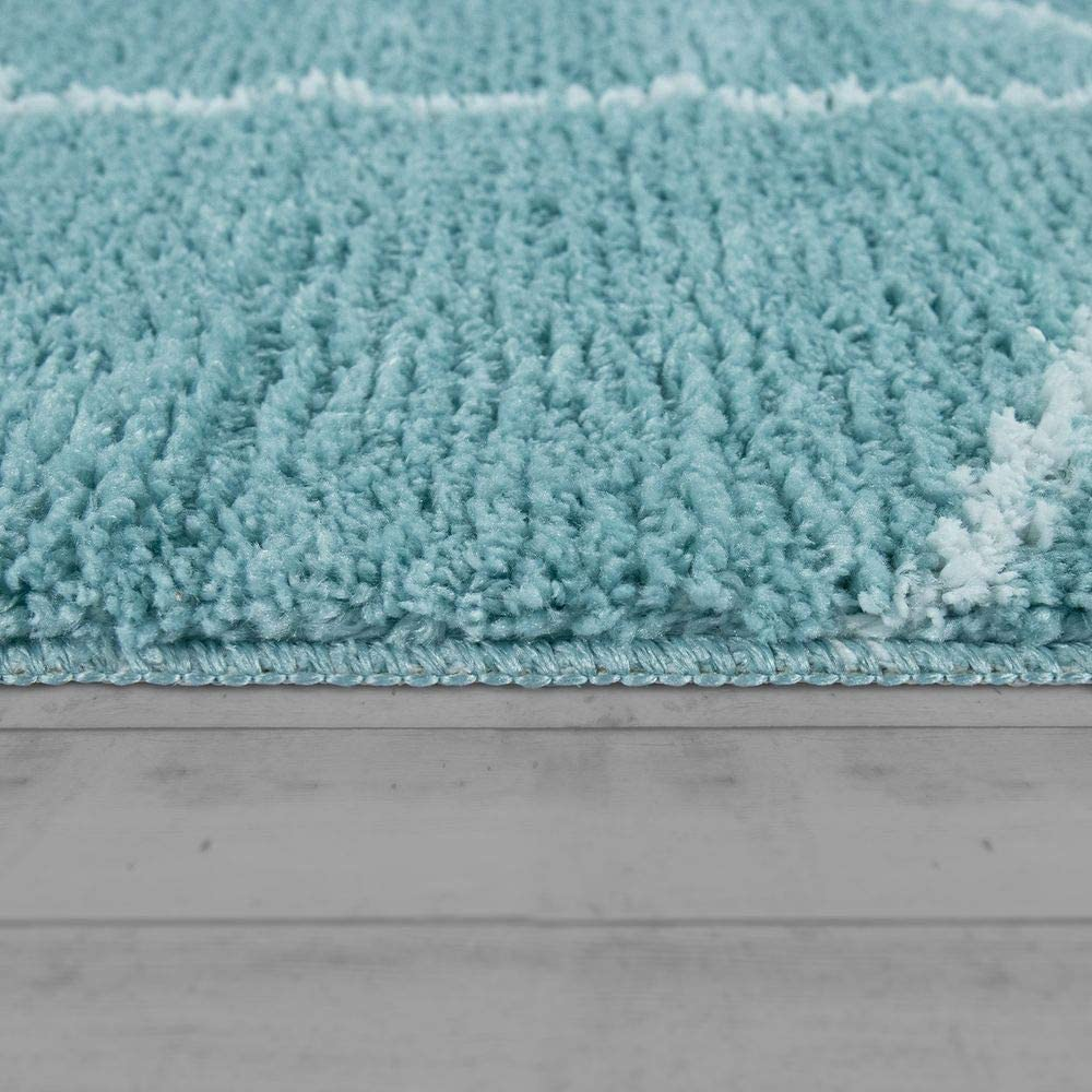 Gr/össe:40x55 cm Kurzflor-Teppich F/ür Badezimmer Mit Smiley Farbe:Beige Emoji-Motiv In Versch Paco Home Badematte Farben und Gr/ö/ßen