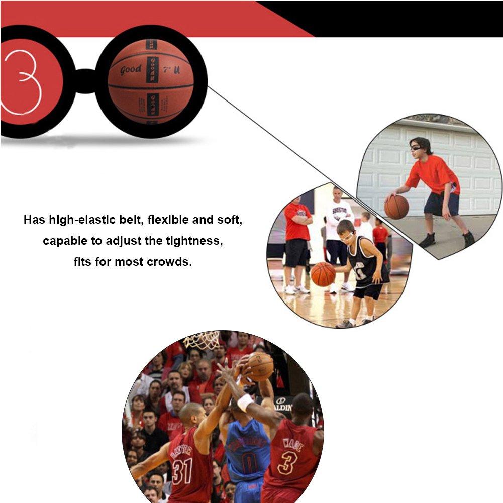 Lionina Basketball Brillen Basketball Dribble Dribbeln Spezifikationen Brillen Brillen Trainingshilfe Vision Schutzbrille Eyewear Training Basketball protectiion