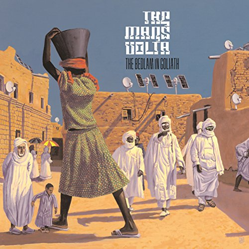The Bedlam In Goliath By The Mars Volta On Amazon Music