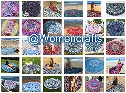 10 Pcs lot Indian Mandala Tapestry Wall Hanging Decor Bohemian Twin Tapestry