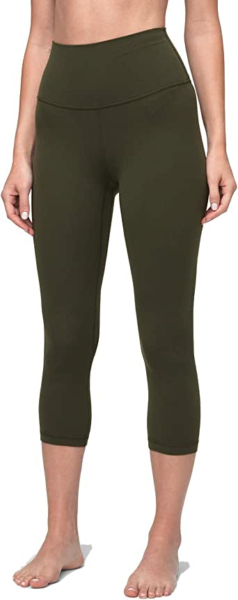 Lululemon Align Stretchy Cropped Yoga Pants - High-Waisted Design,21 Inch Inseam
