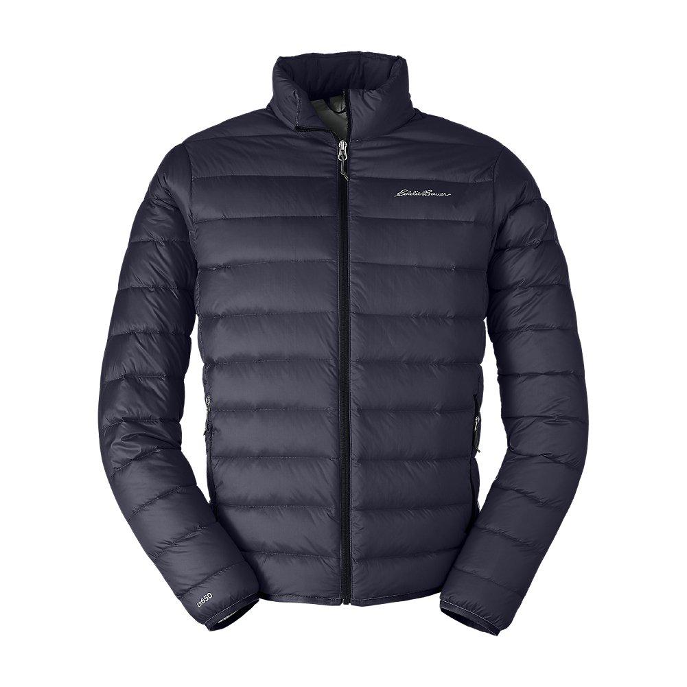 Eddie Bauer Men's CirrusLite Down Jacket, Atlantic Regular M