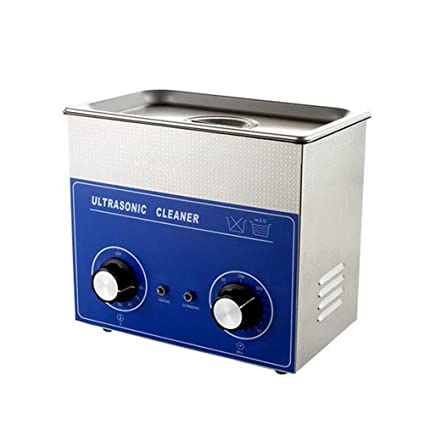 BVC Limpiador Ultrasónico Profesional para Joyas, Limpiador por Ultrasonidos con Calentador Características, 3.2 L