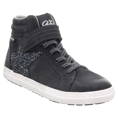 Vado | Jacky | High Top Sneaker Blau | Kobalt:
