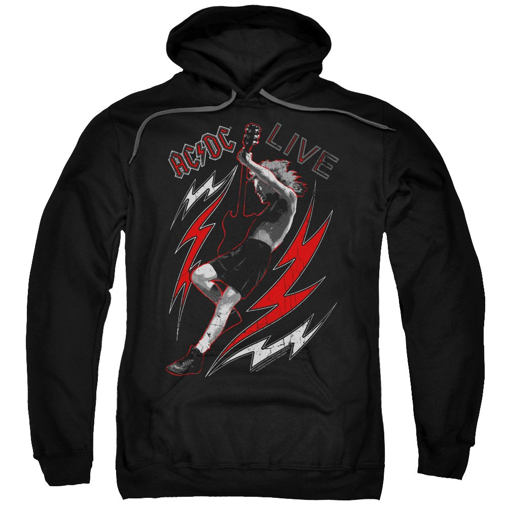 AC DC Männer Live Pullover Hoodie