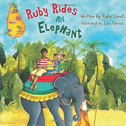 Ruby Rides An Elephant pdf