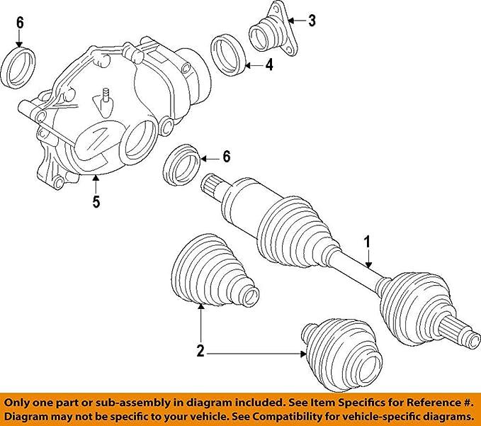 Peachy Amazon Com Bmw 31 60 7 597 694 Cv Axle Shaft Automotive Wiring 101 Orsalhahutechinfo