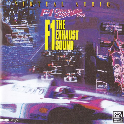 F-1 GP THE EXHAUST SOUND for sale  Delivered anywhere in USA