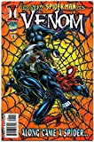 Venom - Along Came A Spider #1-4 Complete Limited Series (Marvel Comics 1996 - 4 Comics)
