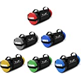 TNP Accessories® Sandbag Weight Lifting Powerbag Training Filled Fitness Bag Crossfit Exercise Running Workout MMA