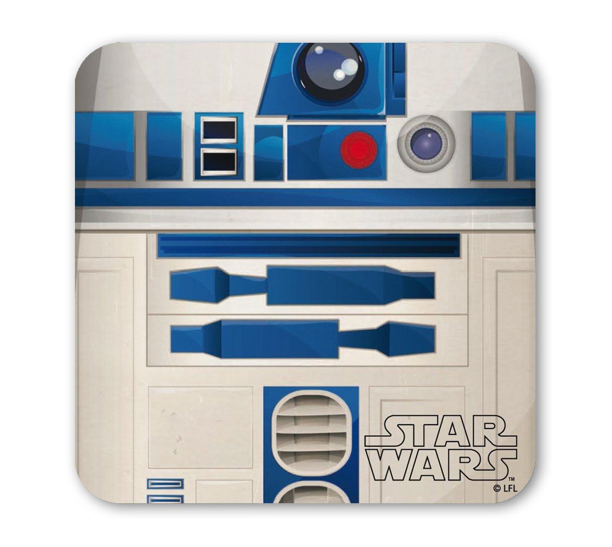 LOGOSHIRT Film Star Wars Krieg der Sterne Galactic Empire Frühstücksbrettchen