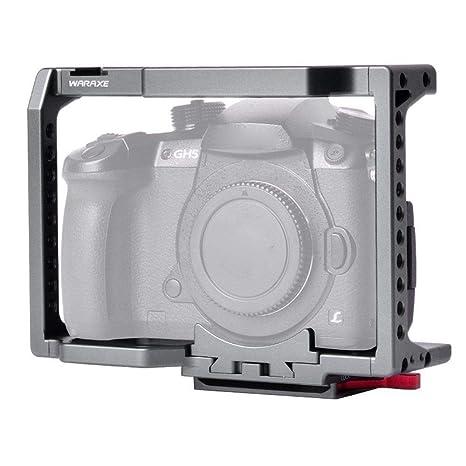 Market&YCY WARAXE 2820 Estabilizador de cámara de Video para ...