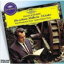 Die Schone Mullerin / Lieder (3)