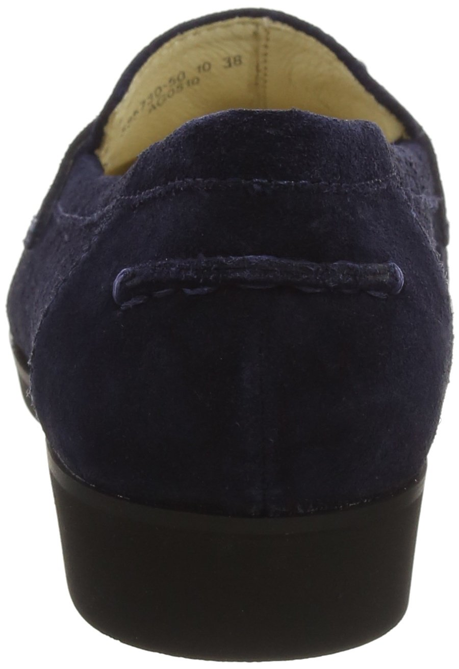 Hush Puppies (Marineblau) Damen Amya Slipper Blau (Marineblau) Puppies 68313e