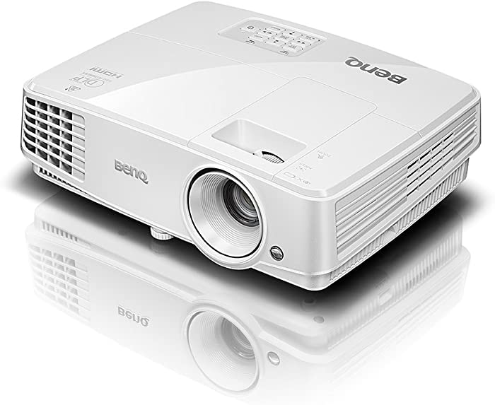 The Best Benq Dlp W1070 3D Home Theater Projector