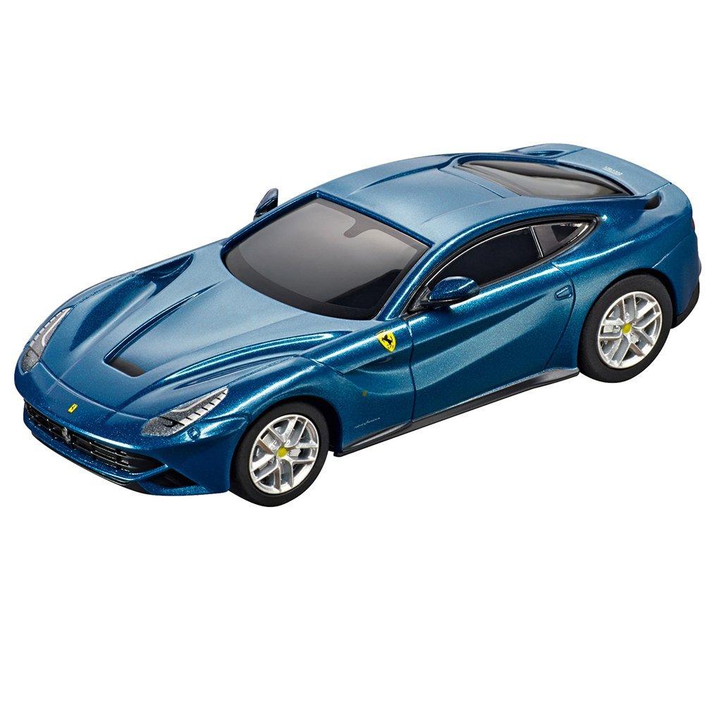 Carrera Go!!! 20064055 - Modellini in Scala Ferrari F12 Berlinetta Abu Dhabi Blue, Azurro Metallizzato 20064053