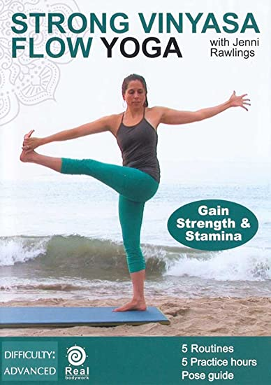 Strong Vinyasa Flow Yoga For Strength & Stamina Edizione ...