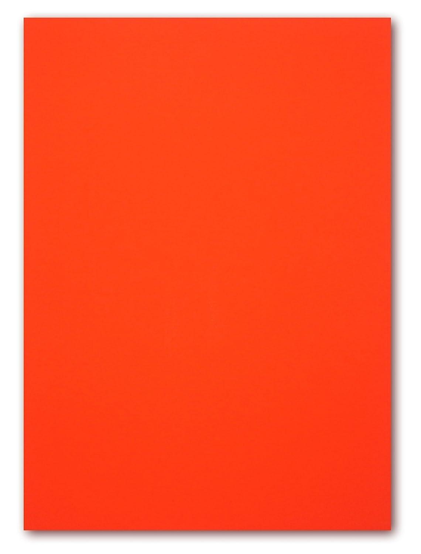 Farbe Rosa 25 Blatt farbiges Premium Briefpapier Caribic Format DIN lang Papier