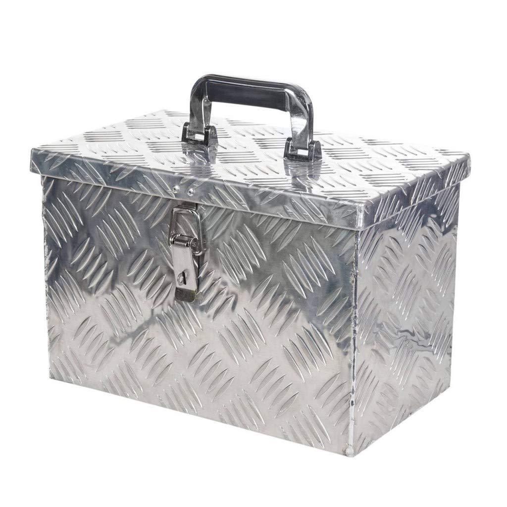 Hkm Hkm 4057052291395 Grooming Box Aluminium 37 x 22 x 24 cm Colour is Not Relevant