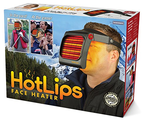 Hot Lips Prank – The Face Heater