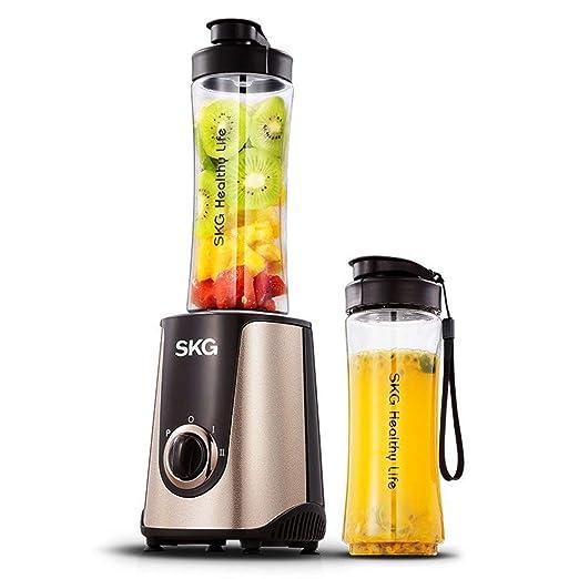 ZTMN Mini Juice Cup Home Licuadora eléctrica multifunción ...