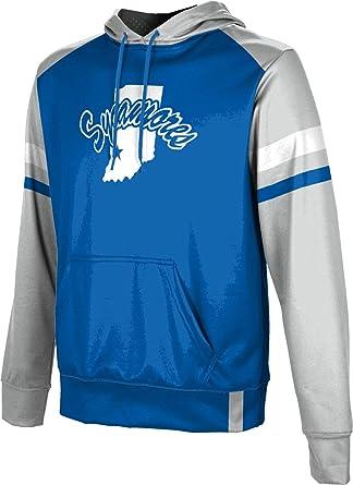 Indiana State University Girls Pullover Hoodie School Spirit Sweatshirt Game Time