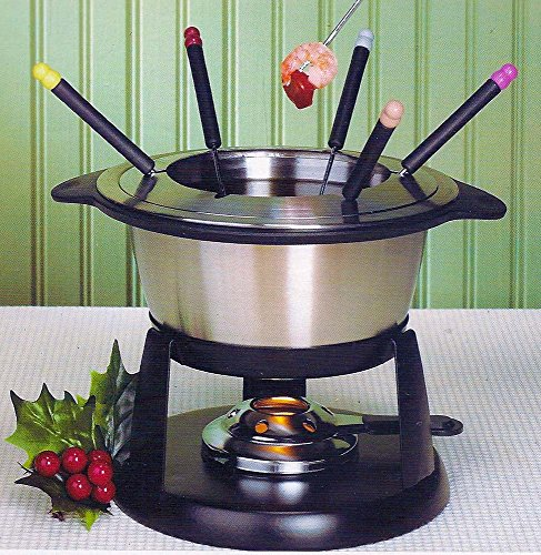 Meat Fondue Set, by Trudeau,Ten Pieces