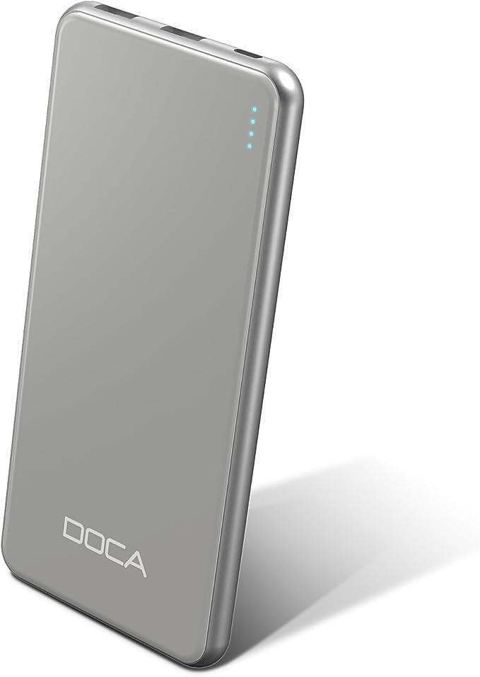 Doca Cargador portátil 5000 mAh, tecnología de Carga de Alta ...
