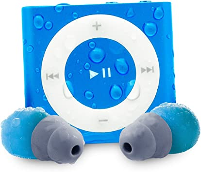 Apple iPod Shuffle iPod Shuffle Clear Belt Clip /& Cord Management System