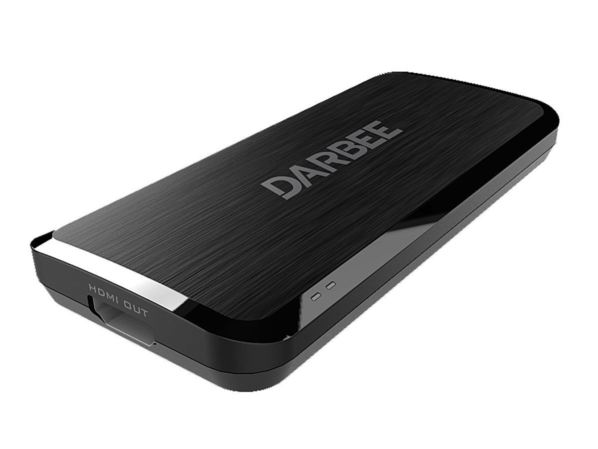 DarbeeVision DVP5000S HDMI Video Processor with DARBEE Visual Presence Technology